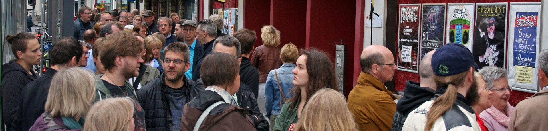 Publikum Rosenhof